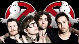 GHOSTBUSTERS I'M NOT AFRAID - FALL OUT BOY FEAT MISSY ELLIOTT karaoke ( instrumental ) cover