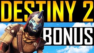 Destiny 2 - PRE-ORDER BONUS?! PC LIMITED EDITION!