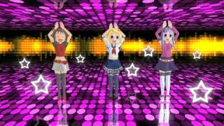 Caramell - Caramelldansen HD Version (Swedish Original)