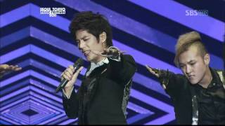 getlinkyoutube.com-Kim KyuJong (SS501) - Yesterday (live)