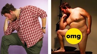getlinkyoutube.com-People Pose Nude For The First Time