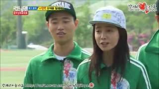 getlinkyoutube.com-Running Man EP147 - Monday Couple (Song Jihyo + Kang Gary)