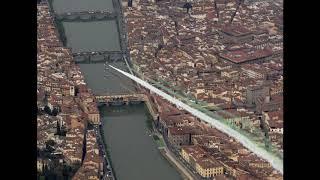 2 GIUGNO GIRO D'ITALIA DELLE FRECCE TRICOLORI