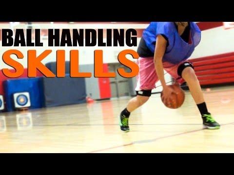 Girls Basketball | Ball Handling Drills | Basketball Skills speed and conditioning