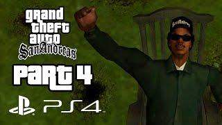 getlinkyoutube.com-Grand Theft Auto San Andreas PS4 Gameplay Walkthrough Part 4 SWEET'S GIRL (GTA San Andreas PS4)