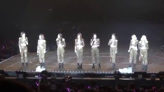 getlinkyoutube.com-[fancam]160508 SNSD Talk3 @ GIRLS´ GENERATION 4th TOUR   Phantasia   in TAIPEI