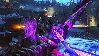 "Black Ops 3 ZOMBIES ""DER EISENDRACHE"" - SKULLCRUSHER UPGRADED BOW GUIDE! (BO3 Zombies)"
