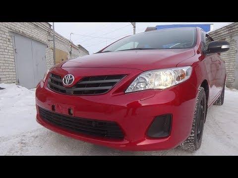 Как поменять все лампы и снять передние фары. Toyota Corolla X (E140, E150) Рестайлинг.