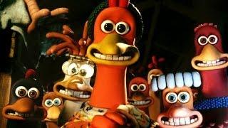 getlinkyoutube.com-Chicken Run: Evasión en la granja (Trailer)