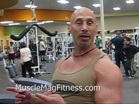 How to Properly Perform the Tricep Pushdown