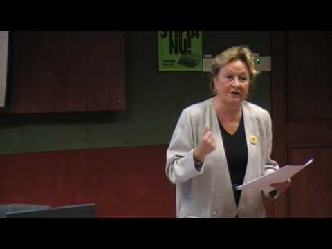Ulla Klötzer on Olkiluoto 3 nuclear reactor, final waste repository, uranium mining, EURATOM Treaty