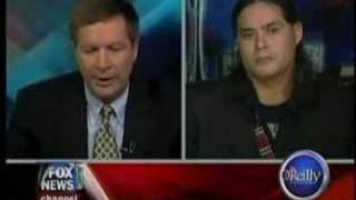 RedWolf Pope on The O'Reilly Factor
