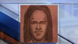 La policía publicó un boceto de un sospechoso acusado en un incidente con arma de fuego