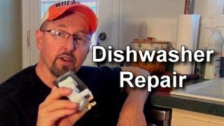 getlinkyoutube.com-How to Repair a Dishwasher that Does Not Fill with Water