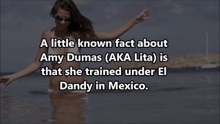 getlinkyoutube.com-WWE Lita Slept with Which Mexican Wrestler?