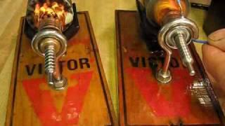 getlinkyoutube.com-Mouse Trap Simple Electric Motor