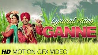 getlinkyoutube.com-New Punjabi Songs 2015 | Ganne | Atma Budhewal & Aman Rozi | HD Motion GFX Lyrical Video