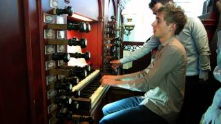 getlinkyoutube.com-J.S. Bach -Toccata & Fugue in D-minor - Stephanuskerk Hasselt