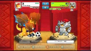 getlinkyoutube.com-Dragon city Eu vs Lendarios