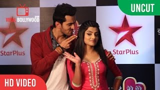 getlinkyoutube.com-UNCUT - Kuch Toh Hai Tere Mere Darmiyaan Serial Launch | Star Plus