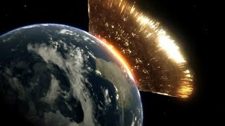 getlinkyoutube.com-Discovery Channel - Miracle Planet - Large Asteroid Impact Simulation