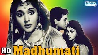 Madhumati (1958) (HD) - Dilip Kumar | Vyjayanthimala | Pran - Hit Bollywood Movie With Eng Subtitles width=
