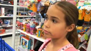 Baby Stuff Shopping at Ross With Reborn Baby Mei