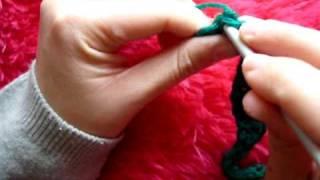 getlinkyoutube.com-Uncinetto lezione 1: Catenella, maglia bassa e maglia alta
