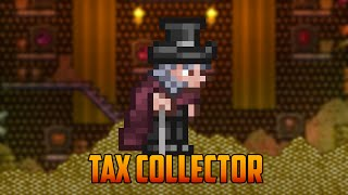 getlinkyoutube.com-Terraria - Tax Collector NPC & Classy Cane Guide (Duck Tales Style)