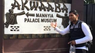 getlinkyoutube.com-The Manhyia Palace, Kumasi