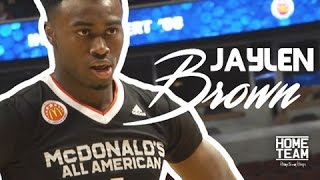 Jaylen Brown NASTY Official Mixtape: #3 Pick In The NBA Draft
