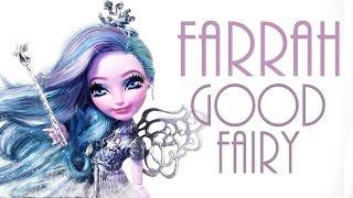 getlinkyoutube.com-Farrah Goodfairy Doll Repaint [EVER AFTER HIGH]