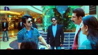 getlinkyoutube.com-Ram Charan Proposing Tamanna Comedy Scene - Racha Movie Scenes