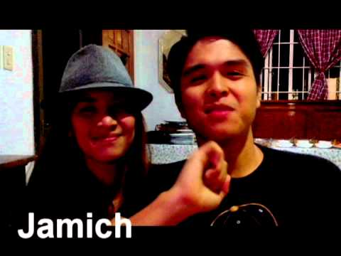 Jamich greets Chelsea and Justin