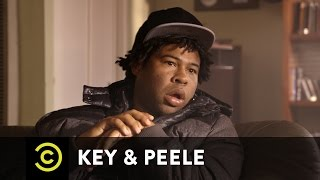 getlinkyoutube.com-Key & Peele - Laron Can't Laugh