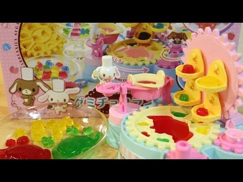 Sanrio Sugarbunnies Shaped Gummy Choco Land ~グミチョコランド