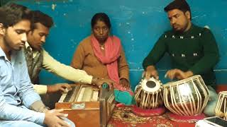 Chaila Babu Tu Kaisa Dildar Nikla Song Sung By Akansha With Tabla Sangat My Guru  K.K.Mandal width=