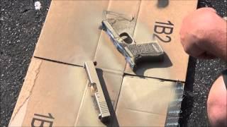 getlinkyoutube.com-How to paint a Glock 19