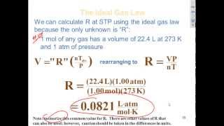 CHE 133 HW 43 - Ideal Gas Law