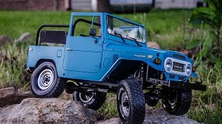 getlinkyoutube.com-The one you have been waiting for! RC4wd Gelande II Cruiser build part 1