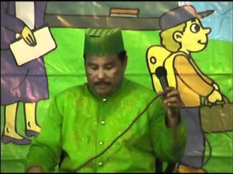 KH. AAD AINURUS SALAM - Surabaya * Maulid Nabi SAW 2011M (2) ( Gempol,2 Maret 2011)