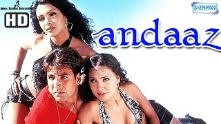 getlinkyoutube.com-Andaaz {HD} - Akshay Kumar - Lara Dutta - Priyanka Chopra - Hindi Full Movie