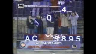 getlinkyoutube.com-Cubs-Pirates, Sept. 27, 2003 (Cubs clinch NL Central, 9th inning, postgame)