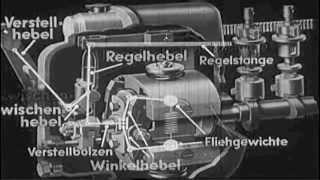 getlinkyoutube.com-Bosch Lehrfilm - Die Einspritzpumpe