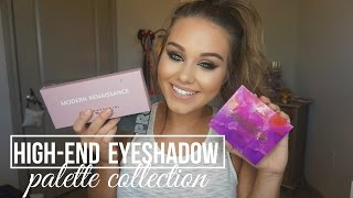 High End Eyeshadow Palette Collection ♡