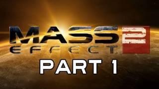 getlinkyoutube.com-Mass Effect 2 Gameplay Walkthrough - Part 1 EPIC OPENING & Prologue Let's Play