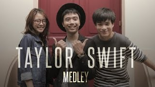 Taylor Swift Medley | BILLbilly01 ft. King and Image
