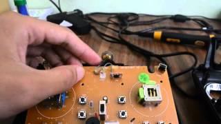 getlinkyoutube.com-Syma X5SW Transmitter (TX) Antenna Upgrade - Part 1