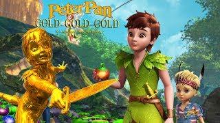 Peterpan Season 2 Episode 8 Gold Gold Gold   Cartoons For Kids   Movies