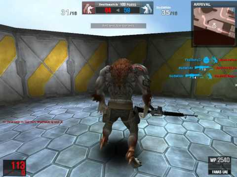 : Wolf team : Fuak lag in game play